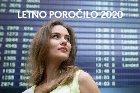 Letno poročilo družbe CETIS d.d. in Skupine CETIS za poslovno leto 2020